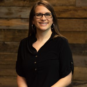 V-Kids Director Pastor April Cox