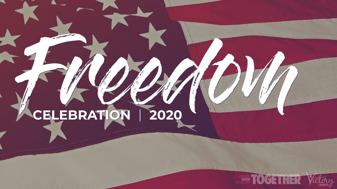 Freedom Sunday | 2020